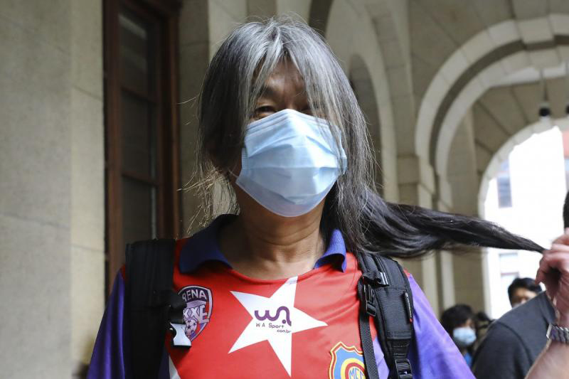 Hong Kong activist wins long hair fight with prison bosses