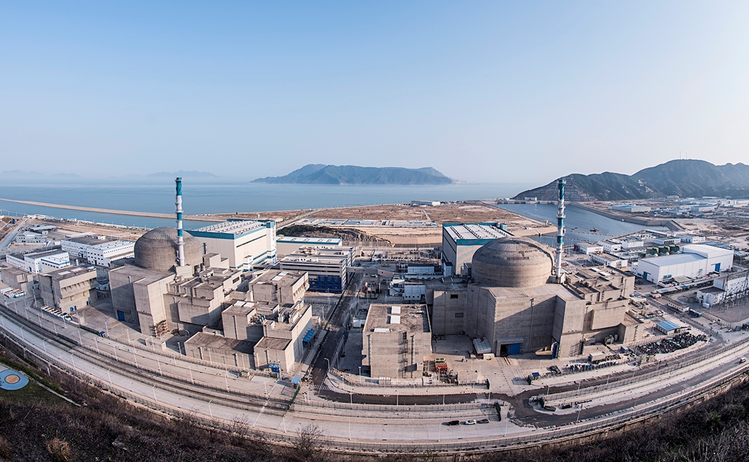 First made-in-China nuclear reactor online