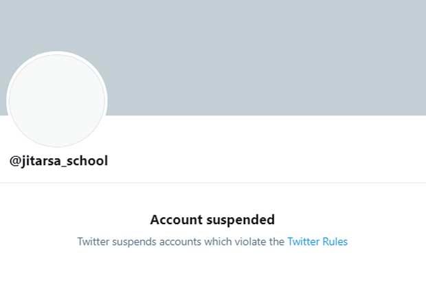 @jitarsa_school Twitter account is suspended.