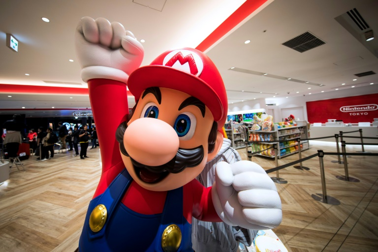 Wow-ser: Japan 'Super Mario' theme park to open in Feb