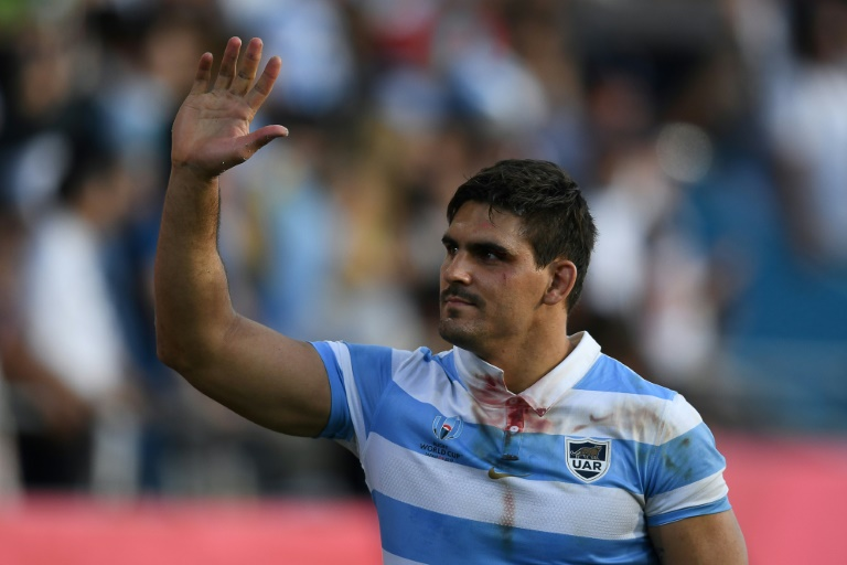 'Ashamed' Matera loses Argentina rugby captaincy over racist posts