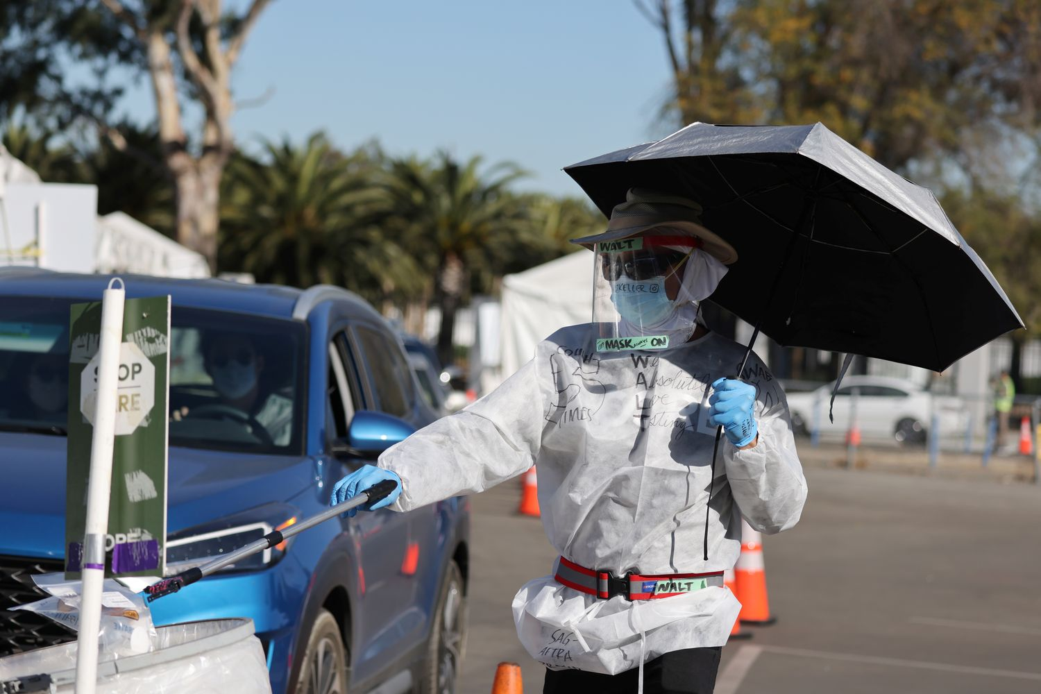 LA orders stay-home, US sees deadliest day ever: Virus Update