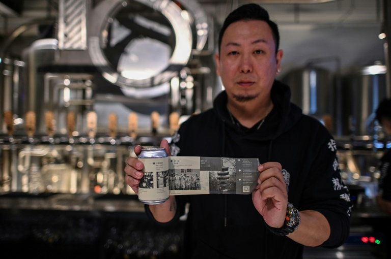 Craft brew memorialises Wuhan virus lockdown