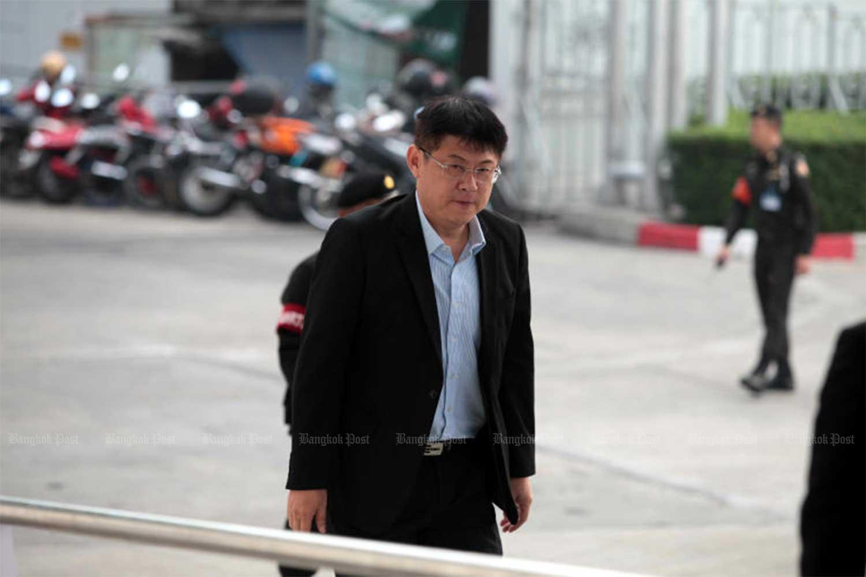 Royal clemency for jailed newsman Sorrayuth, red-shirt Nattawut