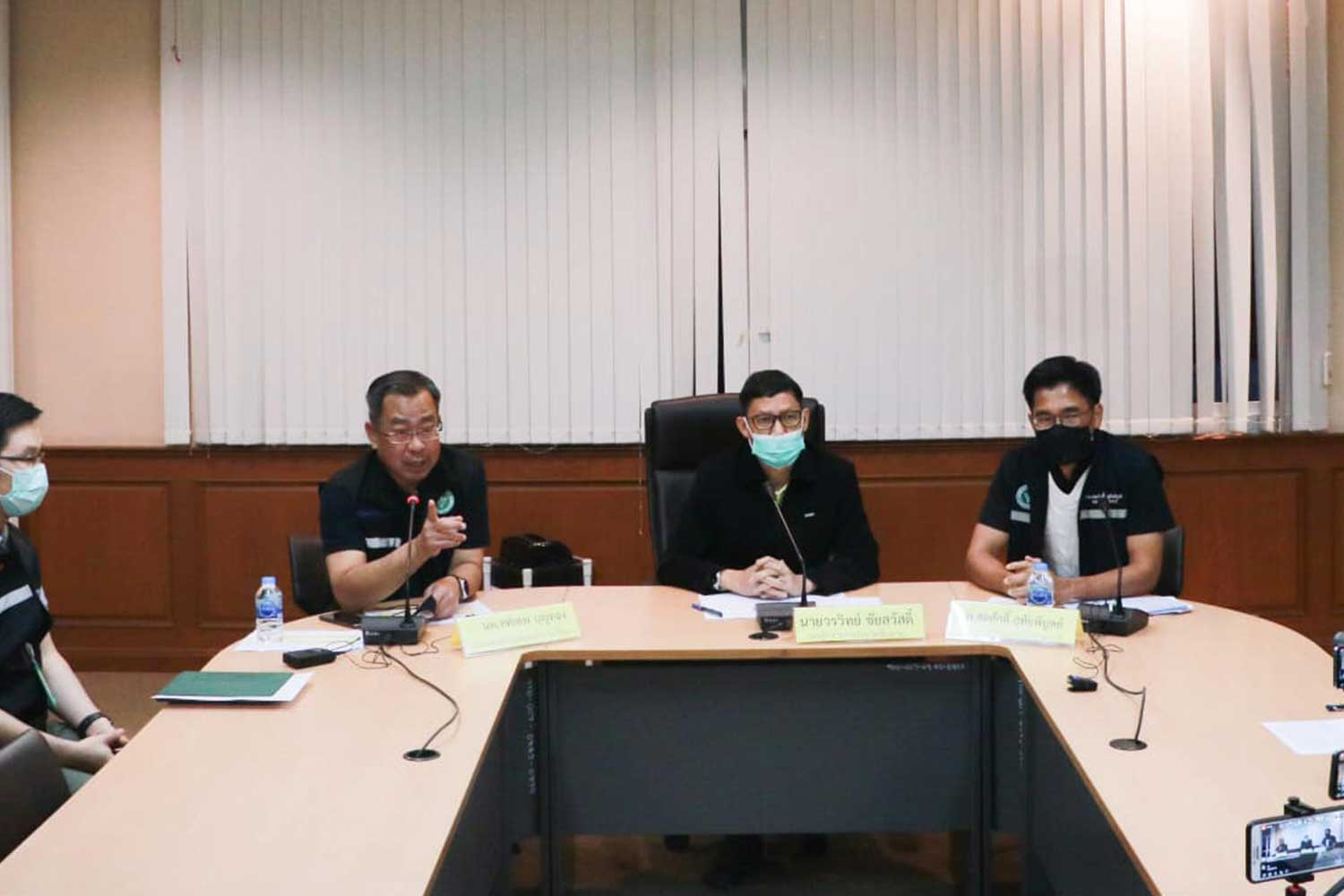Chiang Rai tracking contacts of infected returnees
