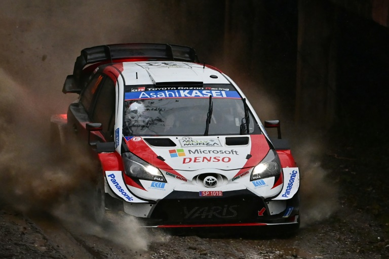 Evans' rally world title on a knife-edge at Monza
