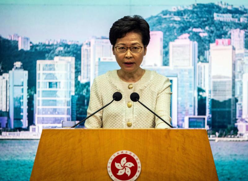 Hong Kong police arrest eight over university protest as crackdown intensifies
