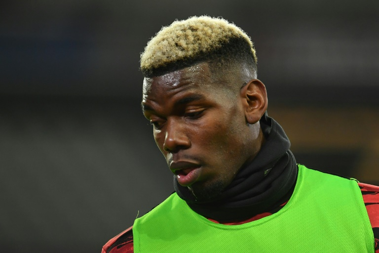 Paul Pogba benched for Man Utds crunch Champions League clash