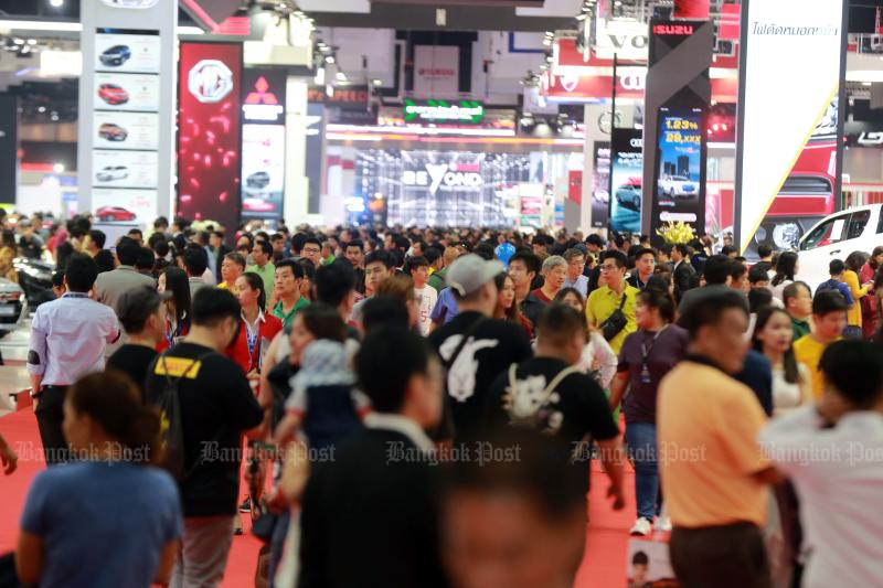Impact Exhibition Management see some sings of recovery in the exhibition business this year. (Post Today file photo)
