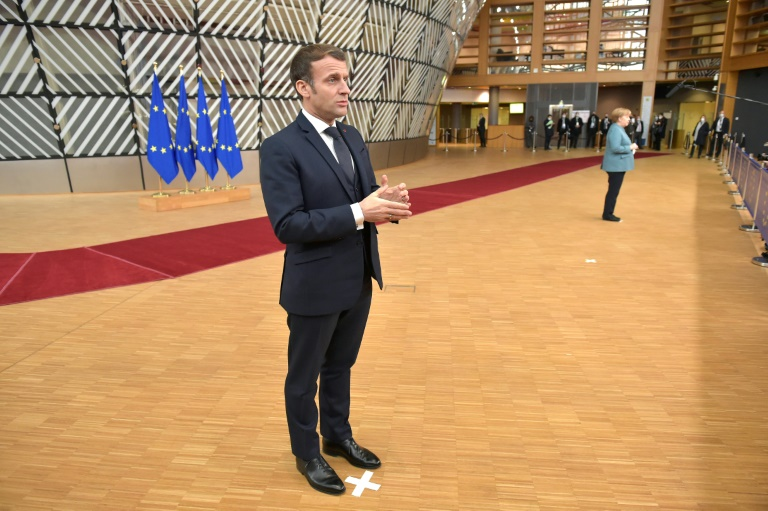The EU summit in Brussels -- the first since the election of Joe Biden as the next US president -- sees leaders meeting face-to-face after recent videoconferences were held as a coronavirus prevention measure.