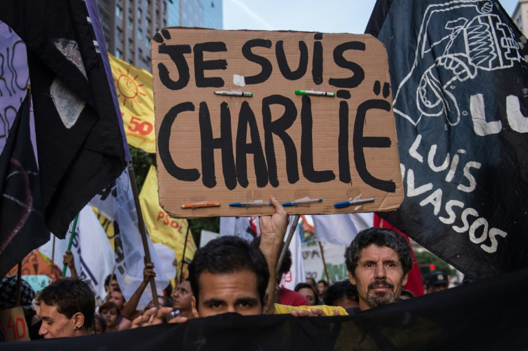 Accomplices Found Guilty Of Aiding 2015 'Charlie Hebdo' Attacks
