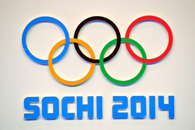 The 2014 Sochi Winter Olympic Games logo