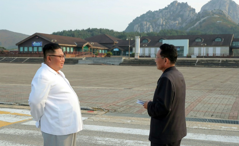North Korea reveals controversial plans to redevelop Kumgang tourist area