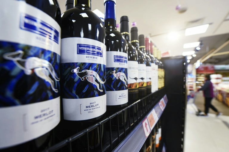 Painful tariffs placed on Australian wine mean there is an opportunity for rival wine-producing countries in the lucrative Chinese market.