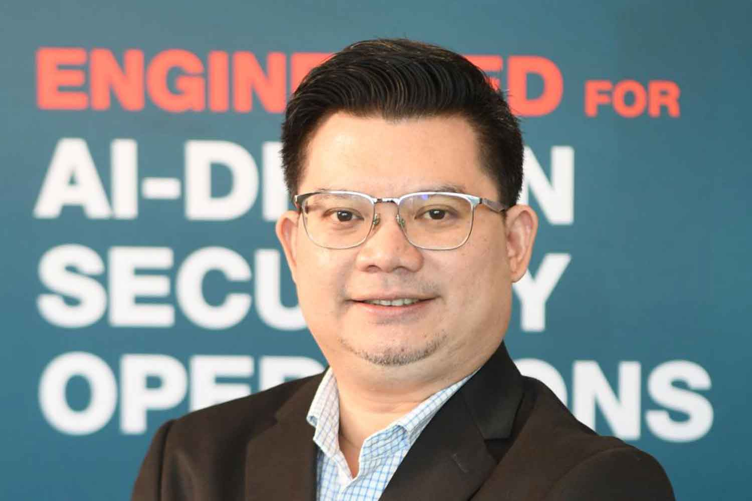 Mr Rattipong says governments are a top target for cyber-attackers.
