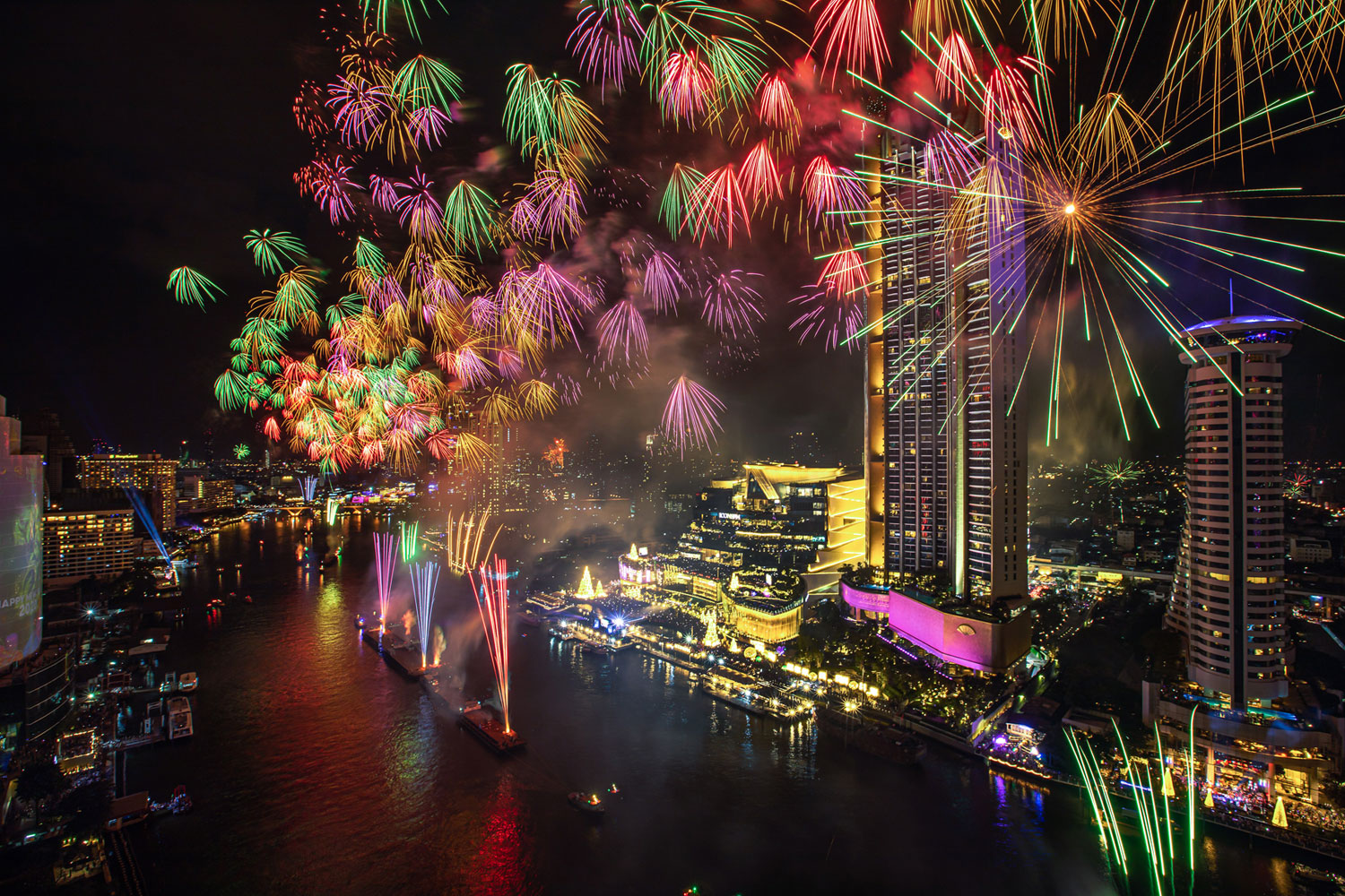 Thailand now open to the whole world
