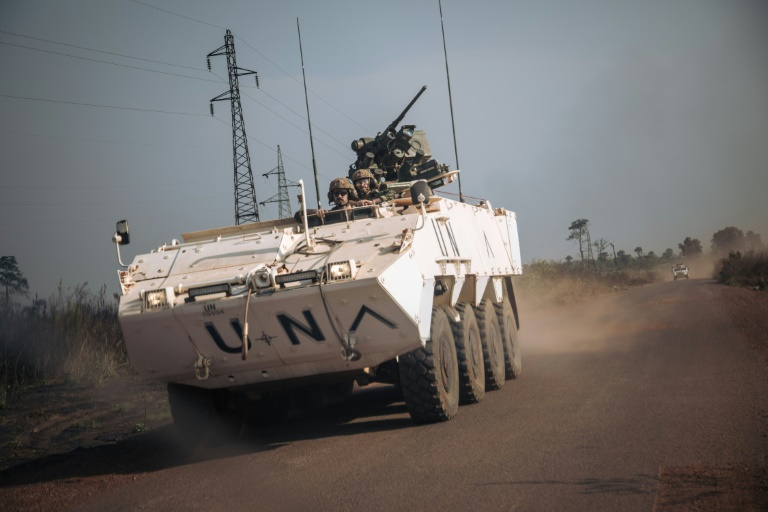 Russian Federation sends 300 instructors to Central African Republic