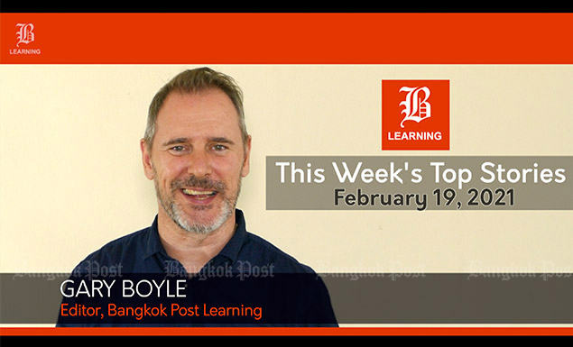 This week's top stories: February 19, 2021