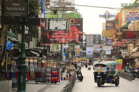 Khao San Road today -3