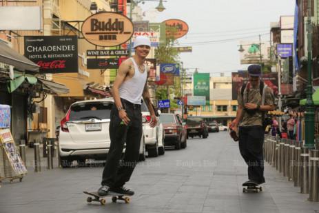 Khao San Road today -0