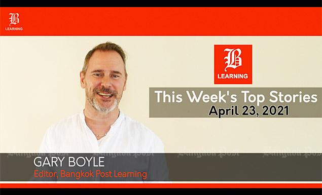 This week's top stories: April 23, 2021