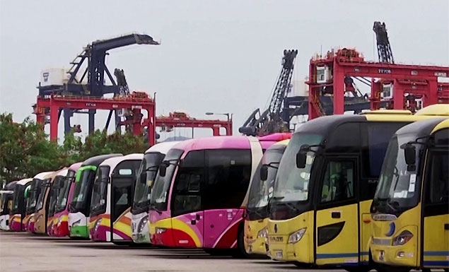 Hong Kong, Singapore travel bubble to open next month
