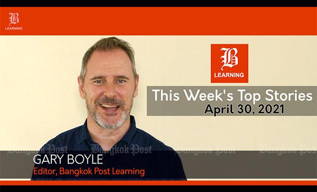 This week's top stories: April 30, 2021