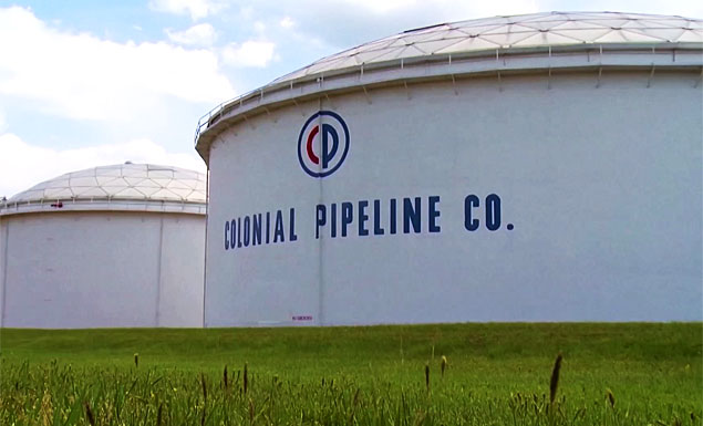 Cyber attack shuts down top US pipeline network