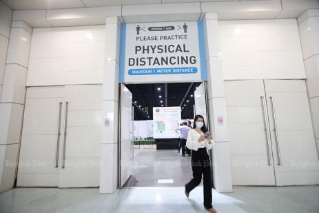 Thailand's biggest field hospital -1