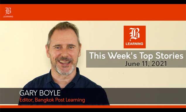 This week's top stories: June 11, 2021