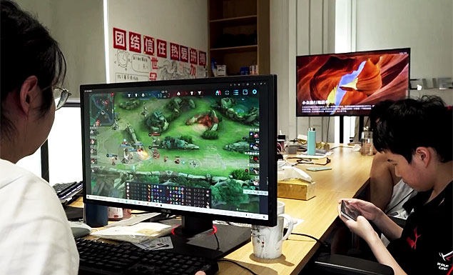 China's esports powerhouse hit by new rules