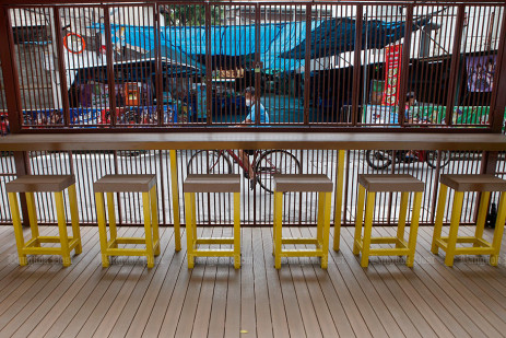 New pocket park in Bangkok -1