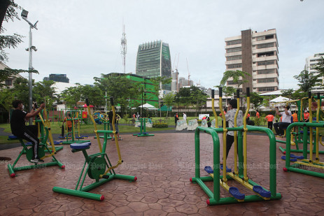 Another new park in Bangkok ready to welcome visitors -1