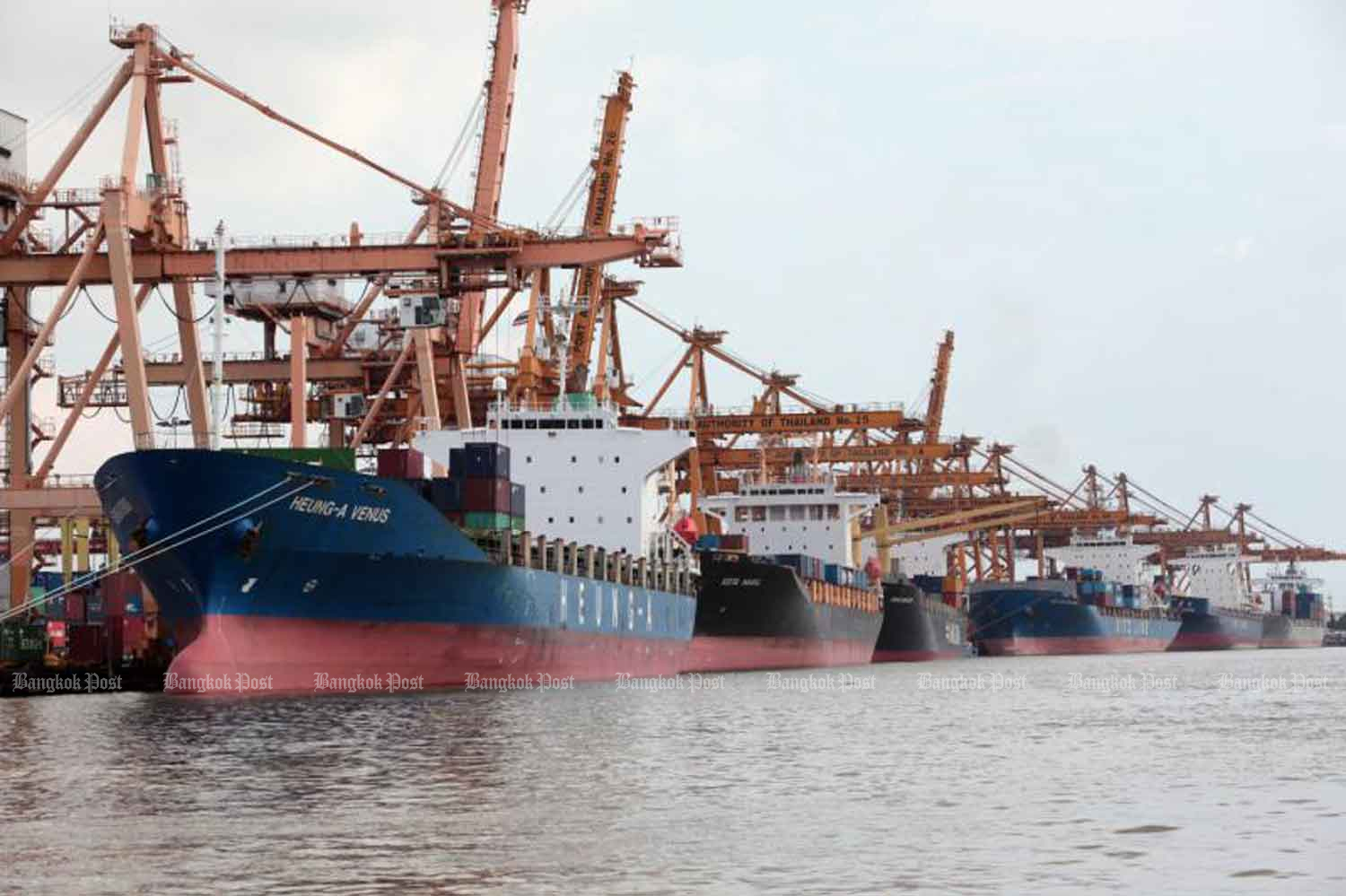 The Thai National Shippers' Council remains upbeat on export recovery this year