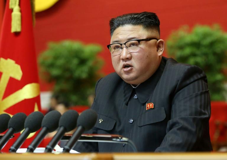North Korea's Kim tells party congress economic plan failed 'tremendously'