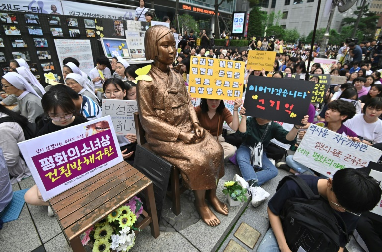S Korean court orders Japan to compensate WWII sex slaves