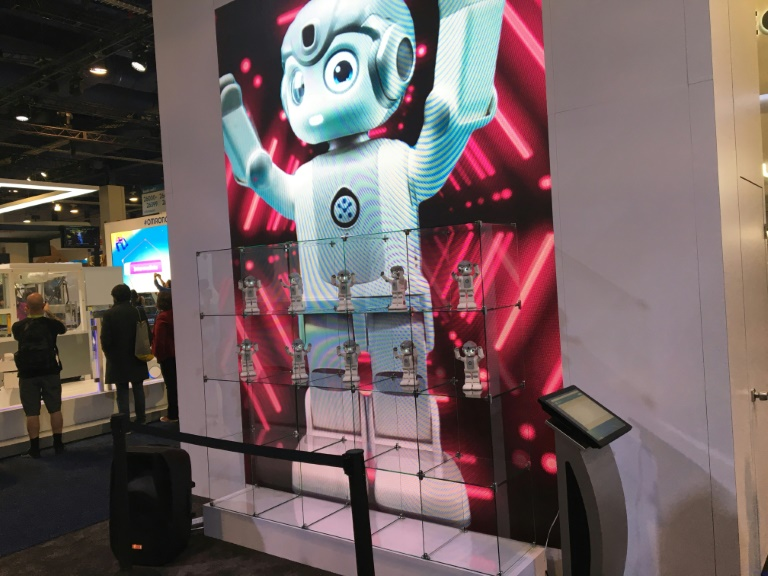 There won't be a show floor for the 2021 Consumer Electronics Show, but exhibitors will be showcasing robots and other gadgetry at the online event.
