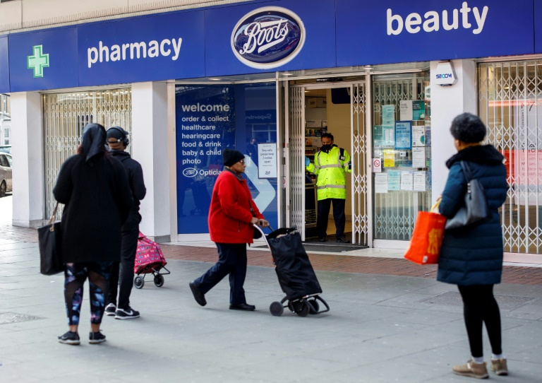 The new domestic abuse aid scheme, which involves 2,300 branches of Boots, the UK's largest pharmacy chain, offers people who