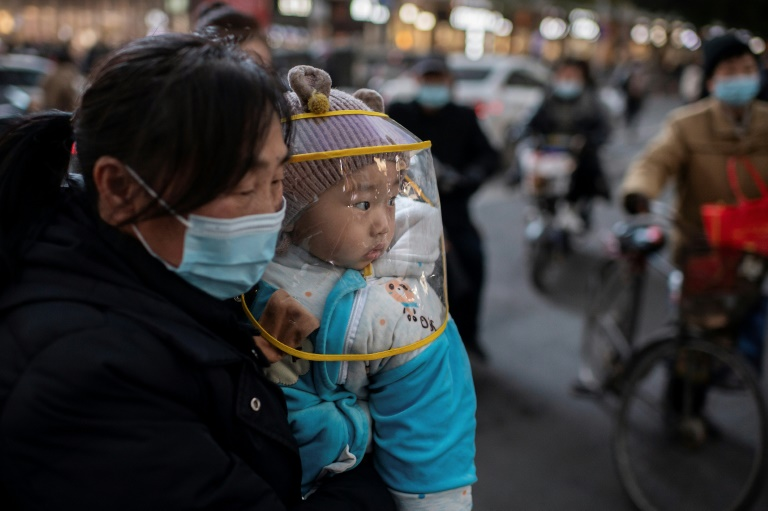 China had largely brought the virus under control after strict lockdowns, mass testing and travel restrictions, but recent weeks have seen numbers climbing again.