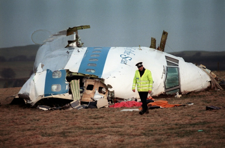 Scottish court upholds Lockerbie bomber's conviction