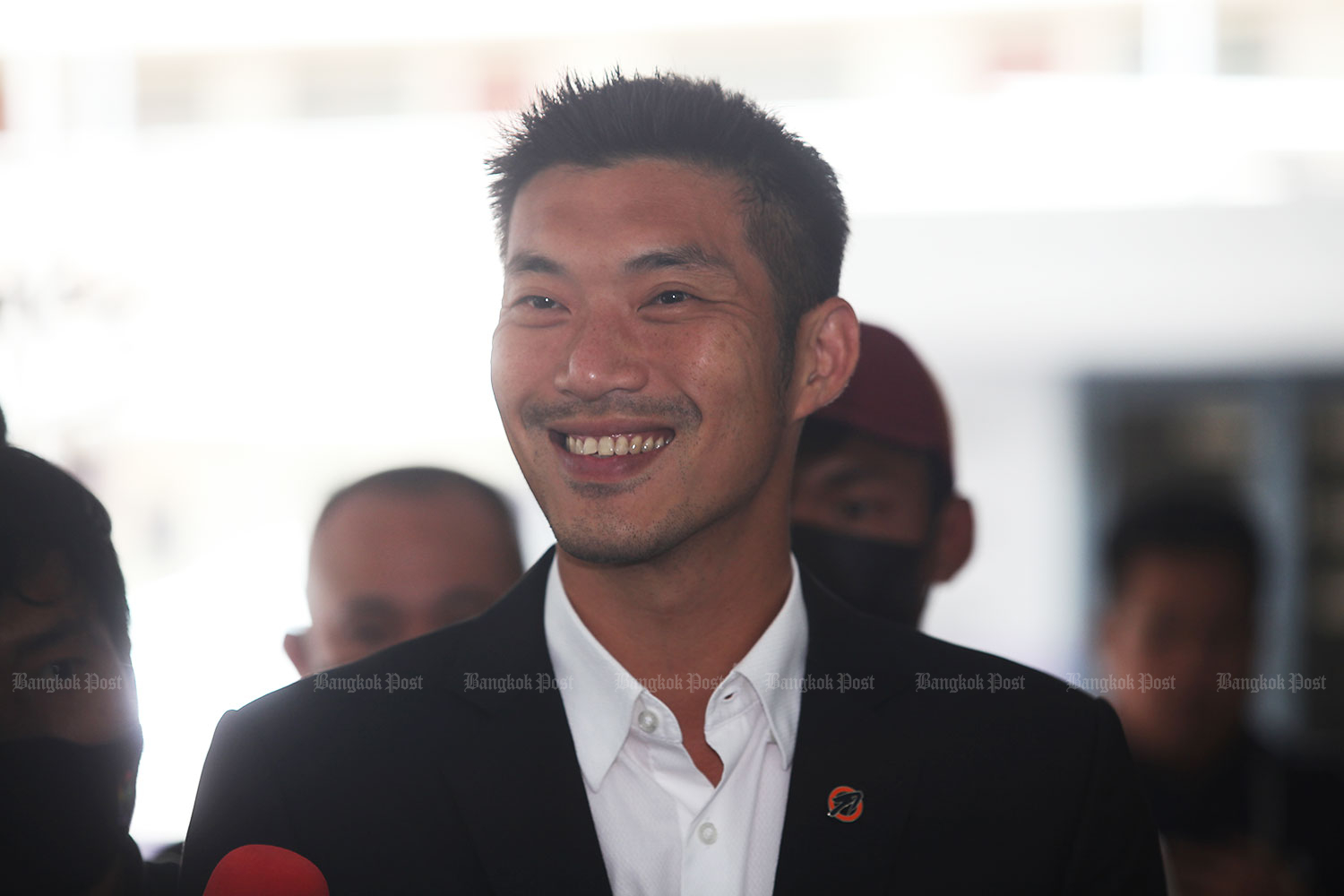Thanathorn: 'Sold' media shares