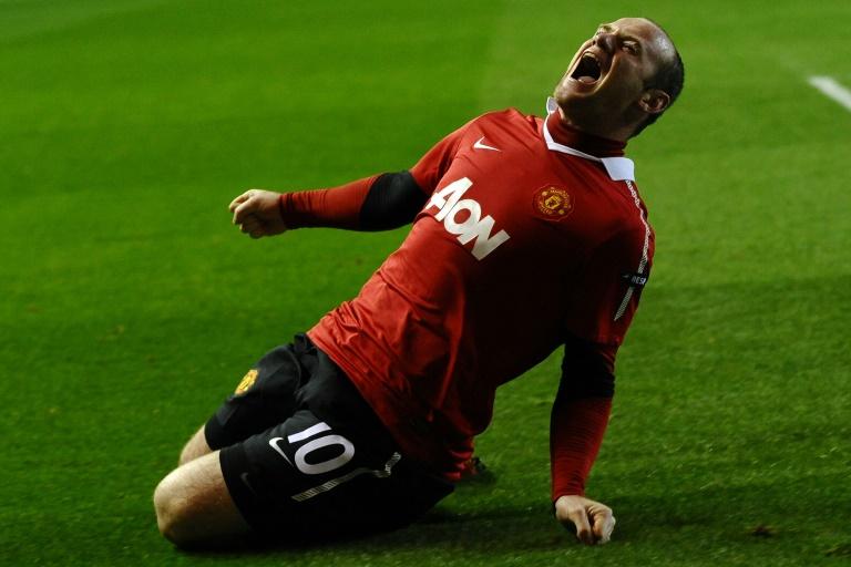 Wayne Rooney is Manchester United's all-time leading goalscorer.