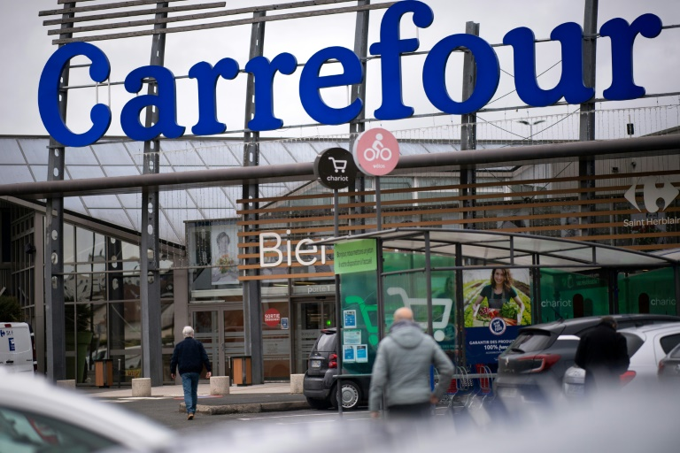 French ministers had insisted they would not agree to the Carrefour takeover because it could jeopardise food security.