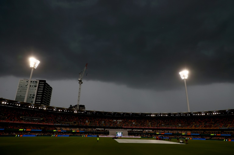 Rain ends second day of deciding Australia-India Test