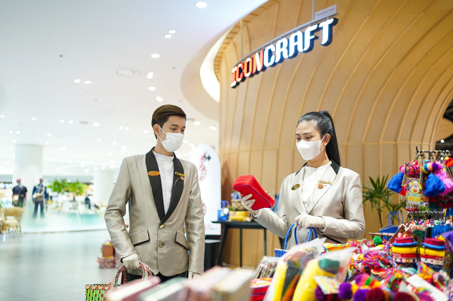 """ICONSIAM indulges shoppers with """"ICONSIAM The Ultimate Shopping Experience"""""""