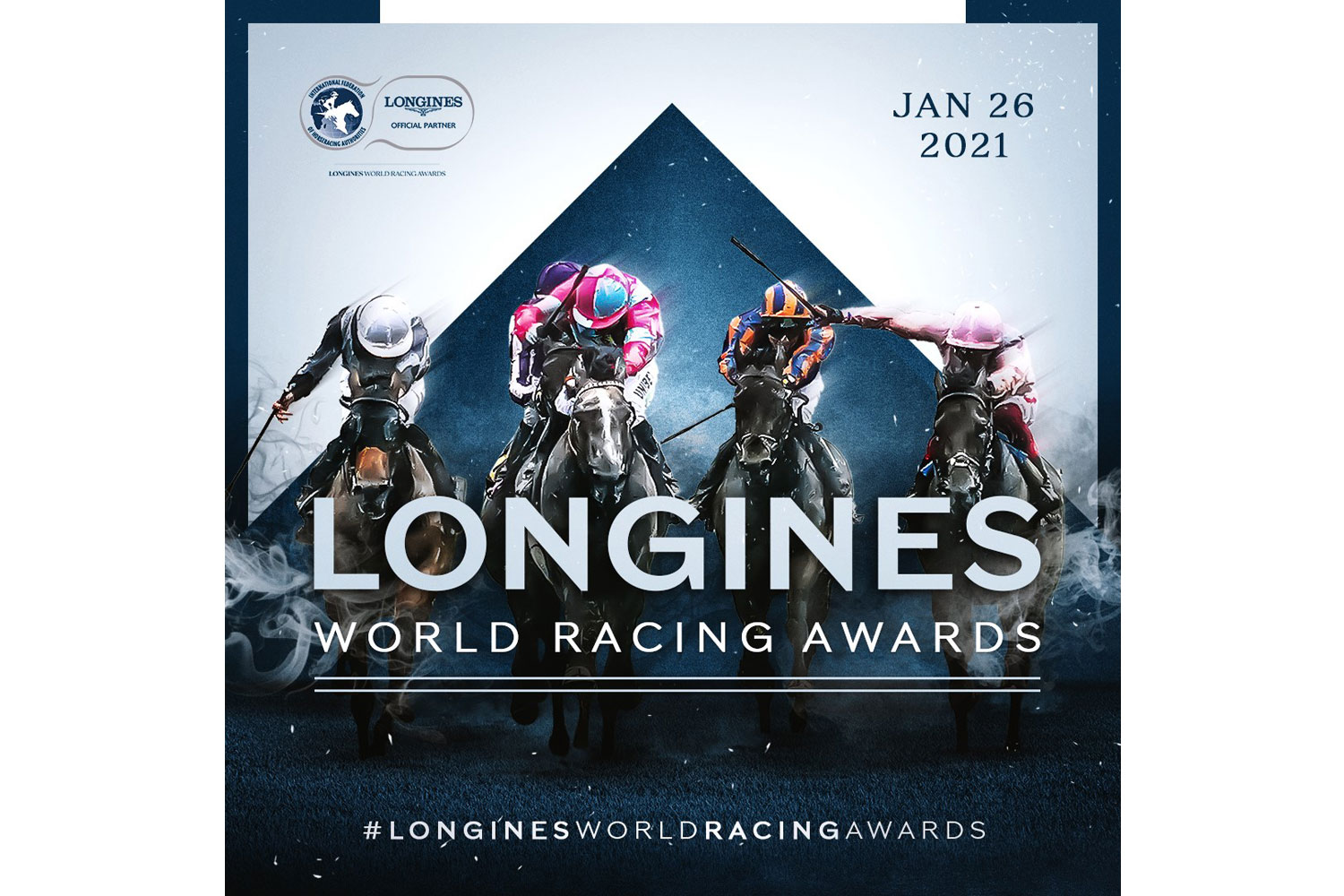 Longines World Racing Awards 2020