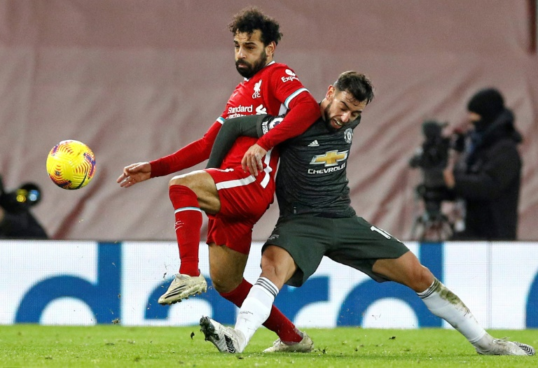 Liverpool and Manchester United shared a goalless draw.