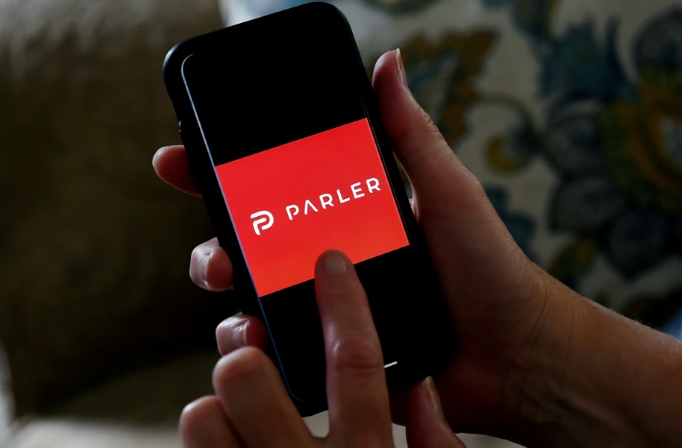 Apple's Cook says Parler could return to App Store with reforms