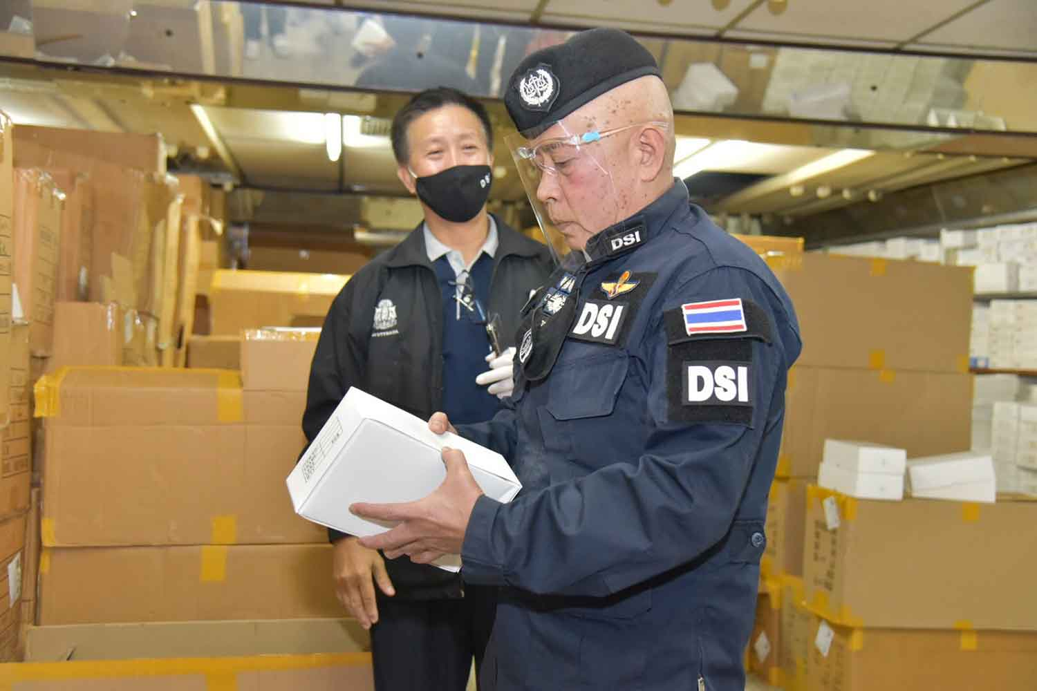 3m fake brandname eyeglasses seized