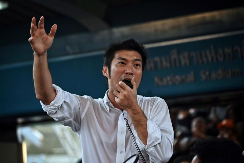 Govt defends Covid vaccine strategy after Thanathorn attack